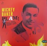 "LP ✦ MICKEY BAKER ✦ ""Blam!""  NYC R&B Sessions 1953-1961- Hear♫"